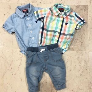 Infant Summer Outfits